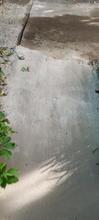 Concrete walkway repair