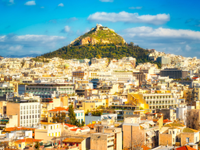Our 5 favourite places to visit in Athens!