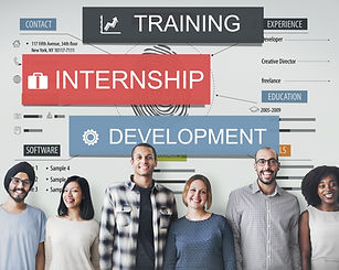 Internship Training Development Business