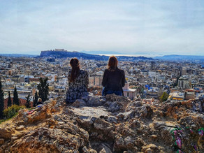 Athens from a student's perspective