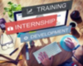 Internship Training Development Business