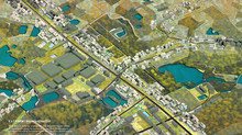"""Working on the Book """"Rural-Urbanism"""" at MIT Center for Advanced Urbanism"""