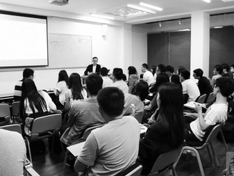 Lecture on Urban Modeling and Computation Design at College of Architecture, Chongqing University