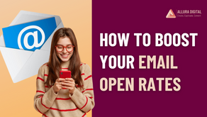 Proven Strategies to Improve your Email Open Rates