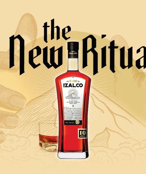 Ron Izalco Rum