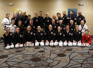 Black Belt Training Seminar