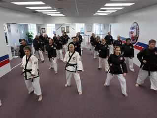 Staff Training and Black Belt Luncheon
