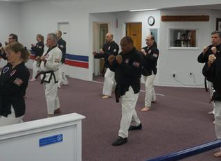 Instructors' Training Class