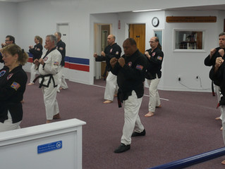 Instructors' Training Class