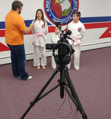 STUDENTS INTERVIEWED FOR PINK BELT PROGRAM