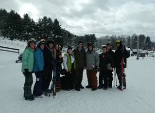 Red Top Fun Day: Snowboarding and Skiing