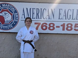 Black Belt Test Results