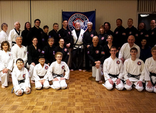 Grandmaster Shuey presents Yoga and Empty Hand Self-Defense Seminar