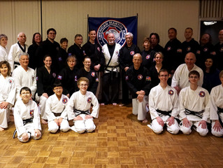 Grandmaster Shuey presents Yoga and Empty Hand Self-Defense Seminar