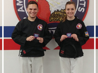 Two New Certified Instructors