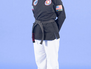 Martial Artist Promoted to 7th Dan, Master Instructor