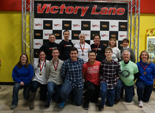 Red Top Day: Go-Karting