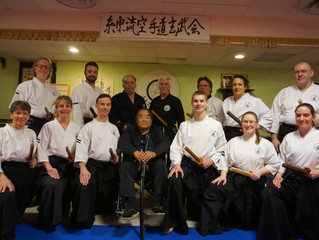 Batto Seminar with Master Demura