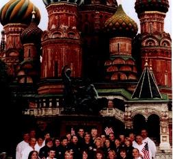 American-Russian International Martial Arts Tournament
