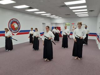Iaido Training - June 2021