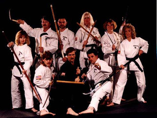 China*America International Martial Arts Team