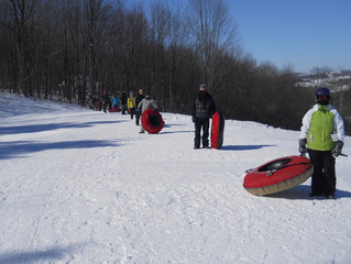 Red Top Fun Day: Downhill Tubing and Indoor Water Park