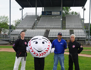 PSAs with Blue Sox and New Hartford PD