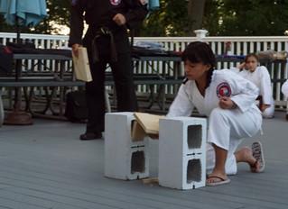 Utica Zoo Martial Arts Demo