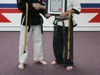 Grandmaster Shuey names American Cane System / Cane-Fu Successor