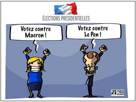 Vote ''contre''