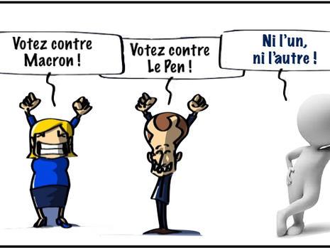Macron ou Le Pen ?