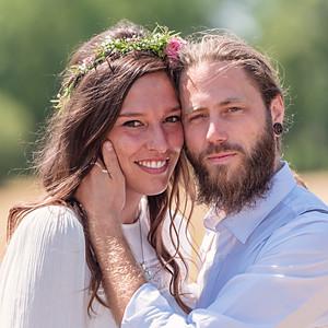 Loren en Matthias