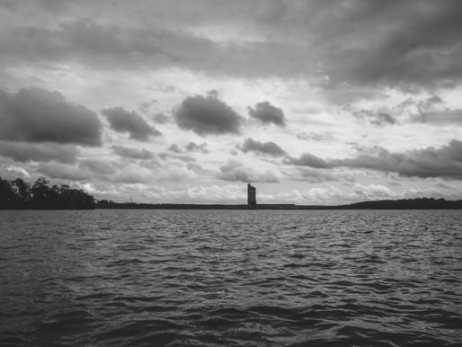 Reisverslag: Lacs de l'Eau d'Heure en omgeving