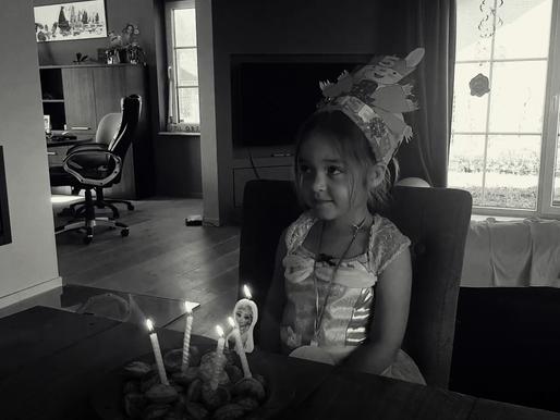 Verjaardag vieren in lockdown tijden