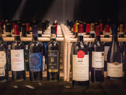 De wijnliefhebber (deel 1)