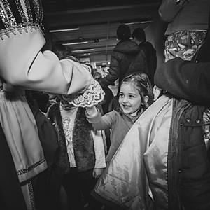 Sinterklaas @ Kinderplaneet