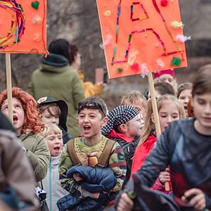 Carnaval Sint-Annaschool Baal