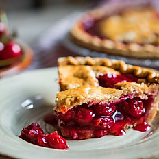 Large Cherry Pie