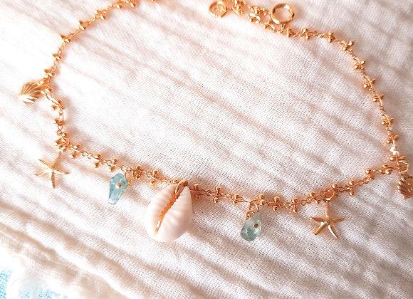 Bracelet de Cheville OCEANE