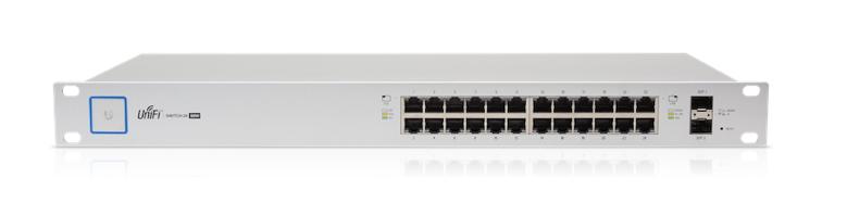 Ubiquiti Networks 24-port, 500w PoE+ Ethernet Switch