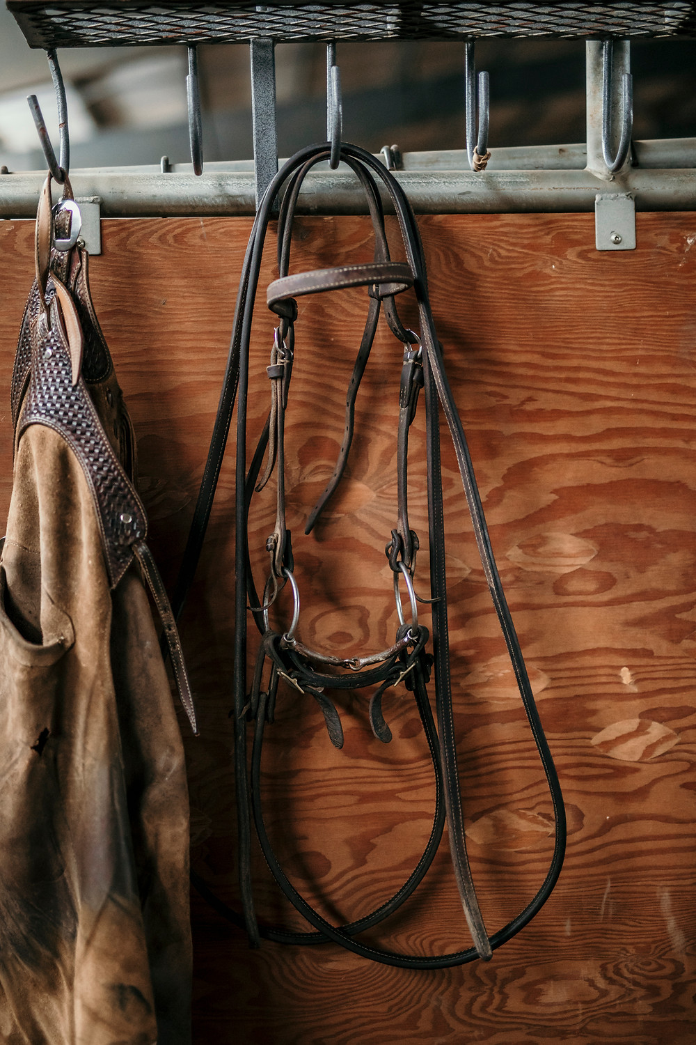 cutting horse snaffle bit, twisted wire snaffle bit
