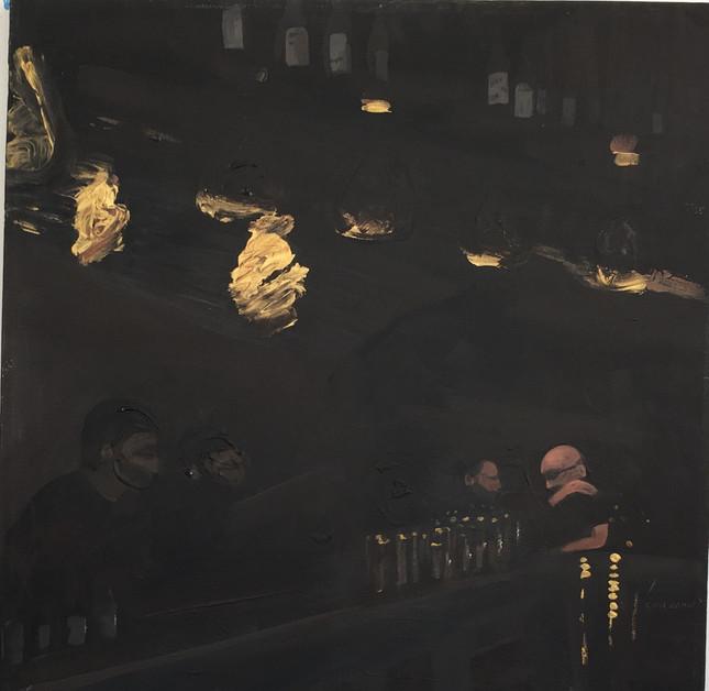 Dark dark bar