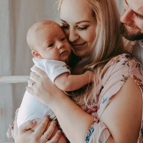 ILZE , TAL & BABY STADLER