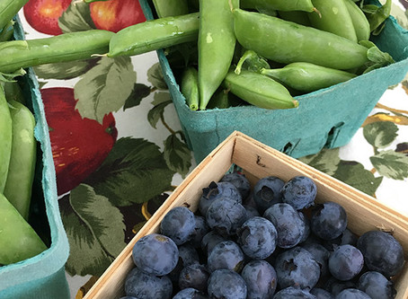Canterbury Community Farmers Market News - August 7th