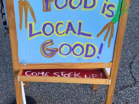 Canterbury Farmers Market Summary