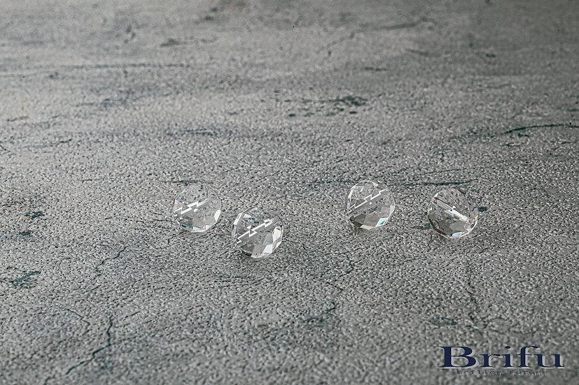 水晶64面カット|12mm|【5A】