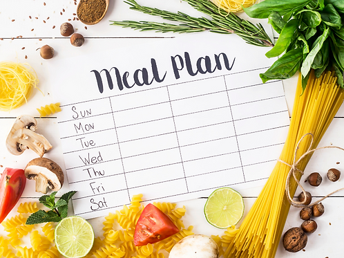 4-Week Low FODMAP Elimination Phase Meal Plan & Grocery List
