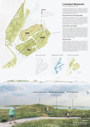 L'archipel Maizerets