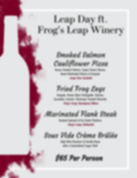 Frog Leap Wine Dinner.png