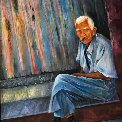 Old Man In Havana